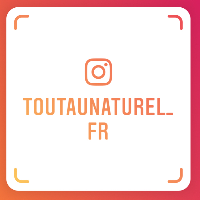 nametag toutaunaturel_fr sur instagram
